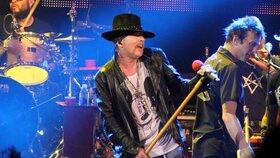 Rocková legenda se vrací do Prahy! Guns N' Roses po třech letech přivezou své největší hity