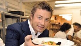 3 super rychlé večeře podle Jamieho Olivera