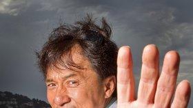 Hvězda akčních filmů Jackie Chan oslaví šedesáté narozeniny