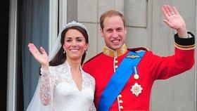 Co ještě nevíte o Kate a Williamovi: Oblíbené jídlo i předmanželská smlouva