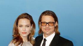 Je šílená, ale pořád ji miluju, říká Brad Pitt o Angelině Jolie