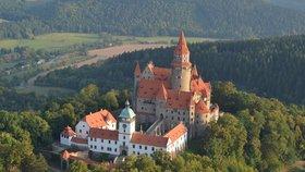 Olomoucký kraj: Milovníky památek uchvátí poklady metropole, Šternberk i Bouzov