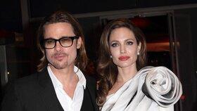 Svatba! Angelina Jolie a Brad Pitt už mají prstýnky!