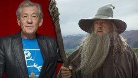 Gandalf slaví narozeniny! Překonal rakovinu a přiznal homosexualitu