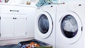 Stávkuje vám pračka? Tyto opravy zvládnete i bez odborníka!