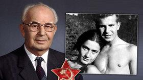 25 let od smrti Gustáva Husáka (†78): Nevěra ženy se známým hercem! Kterým?