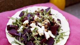 Teplé saláty: Levné, zdravé, rychlé