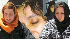 Češky unesené v Pákistánu: Promluvily na videu!