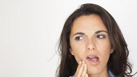 Úporné bolesti zubů? 9 babských rad, které pomáhají!