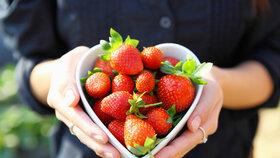 Máte rádi jahody? Schovejte si je na zimu! Vyrobte si likér, šťávu či džem