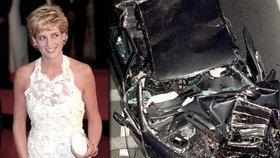 Nové okolnosti v případu smrti Lady Diany: Její bodyguard se jí bál, tvrdí expolicista, který ji hlídal předtím
