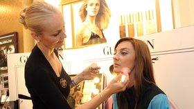 V líčení nehledejte žádnou vědu, tvrdí profesionální make-up artistka
