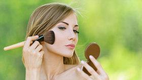 Kosmetické tipy a triky pro dokonalý vzhled: Díl druhý - líčení obličeje