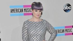 Kelly Osbourne ukázala zadek a vzkázala: Heč, jsem hubená!