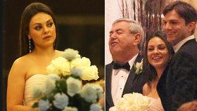 Mila Kunis a Ashton Kutcher šokují: Tajně do toho praštili?