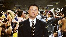 Božský Leonardo: Oblečte svého muže jako vlka z Wall Street