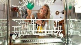 5 kroků, jak správně vybrat myčku nádobí