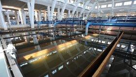 Podolská vodárna slaví 90 let. Čeká ji rekonstrukce za 123 milionů, propojí se s vodojemem na Floře