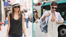 Podstoupila Miranda Kerr plastickou operaci prsou?
