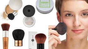 Redakční testování minerálních make-upů: Na léto ho potřebujete!