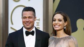 Rozvody a rozchody roku 2016: Brad a Angelina, Dáda a Felix. Kdo další?