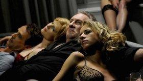 Sexuální skandál v podání Gérarda Depardieu šokoval Cannes