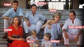 Skandální král Juan Carlos I. abdikoval: V posteli měl 1500 milenek a jednu Dianu