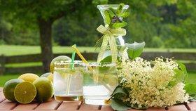 Květy bezu: Čtyři nejlepší recepty na sirup i řízky