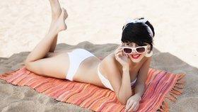 9 triků, jak vypadat v plavkách skvěle, i když jste nezhubla