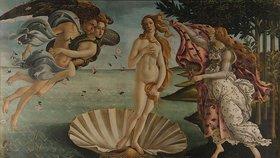 Senior měl infarkt v galerii. Nahá Venuše na něj byla zřejmě příliš krásná
