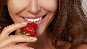 Neuvěřitelné superschopnosti jahod: Pročistí tělo a zbaví vás vrásek!