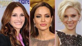 Prapodivné procedury celebrit: Odličování lepenkou a kloktání oleje!