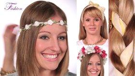 Zpěvačka Mista vám ukáže, jak nosit vlasové doplňky!