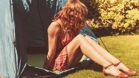 Móda do kempu: I pod stanem můžete být trendy!