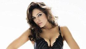 Prsatá modelka Kelly Brook zhubla: Ztratila své ženské křivky?