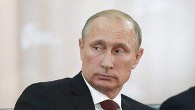 Putin umírá? Má rakovinu slinivky, píše americký deník