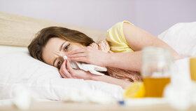 Jak urychlit boj s chřipkou? Mrkněte na pár tipů!