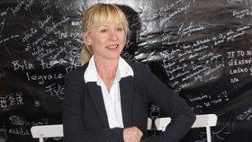 Dana Batulková: Gentlemani ještě nevymřeli