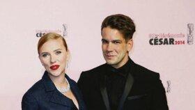 Velké tajemství Scarlett Johansson: Tajně se vdala?!