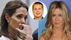 Usmíření století: Jennifer Aniston odpustila po téměř 10 letech Angelině Jolie!