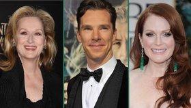 Nominace na Oscary: Meryl Streep bude bojovat už po devatenácté!