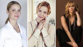 Neuvěřitelné proměny hvězdy seriálů: Z Plánkové je sexy dračice