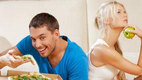 Hubne váš muž rychleji než vy? Víme, jak ho dohnat!