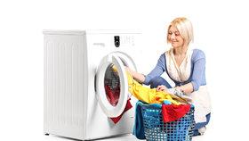 Desatero moderního praní: Zapomeňte na předpírku a sypké prací prášky!