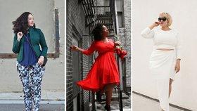 XXL móda: 35 nejlepších outfitů na novou sezonu podle světových blogerek