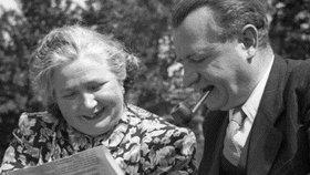 Marta Gottwaldová: Uměla mariáš, ale jako první dáma neuspěla!
