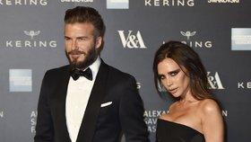 Prošedivělý Beckham: Victoria se na Instagramu pochlubila fotkou svého manžela!