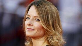 Jodie Foster: Strkanice s mladíkem kvůli fotkám