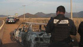 Gang v Mexiku nejspíš unesl tři Italy. Zapletená je do toho i policie