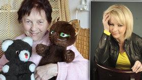 Matka Ivety Bartošové: V porodnici mi dupali po břiše!
